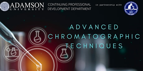Advance Chromatographic Techniques tickets
