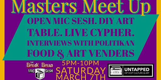 Masters Meet Up