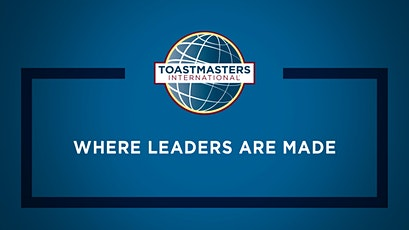 Toastmasters District 4 Area C5 International Speech and Evaluation Contest tickets