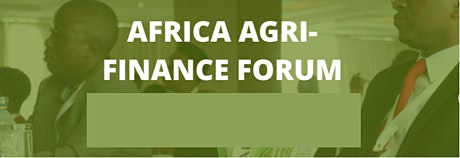 Africa Agri-Finance Forum tickets