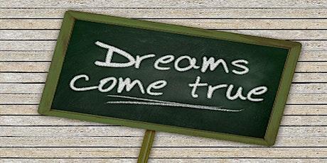Dreams Can Come True Vision Boarding tickets