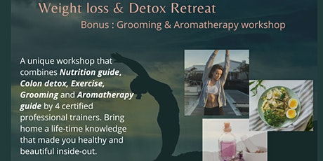 Weight loss & Detox Retreat tickets