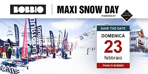 MAXI SPORT | Sunday Grill Party by GORE-TEX @ Maxi Snow Day 23 Febbraio 2020