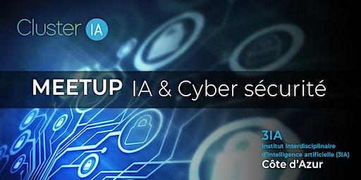 Meetup IA & Cyber sécurité