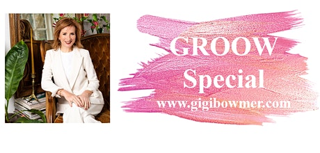 GROOW  all-female special | te gast bij Gigi Bowmer | empowered by make-up tickets