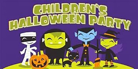 Kids Halloween Disco Party tickets