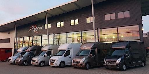Bedrijfsbezoek regio Zwolle: Roelofsen carrosseriebouw  Raalte BV 17-03-20