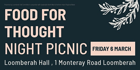 Food for Thought 100 Mile Food Night tickets