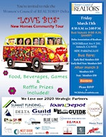 """Love Bus"" New Home Community Bus Tour"