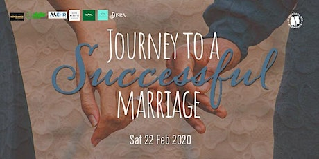 """ISRA Marriage Conference """"Journey To A Successful Marriage"""" tickets"""