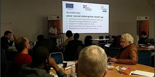 Social Enterprise Exchange- Accelerate Workshop