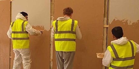 Introduction to Plastering tickets
