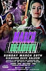 BCW March Breakdown 2020 tickets
