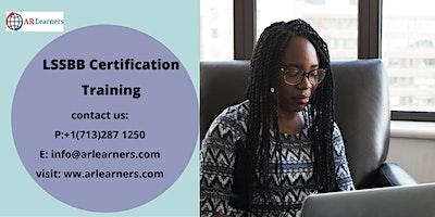 LSSBB Certification Training in Alpine, TX, USA