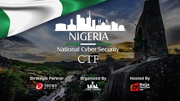 Nigeria National Cybersecurity CTF 2020
