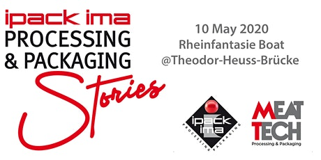 Processing & Packaging  stories by Ipack Ima tickets