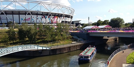 Chobham Manor Residents - East London Waterways Tour  tickets