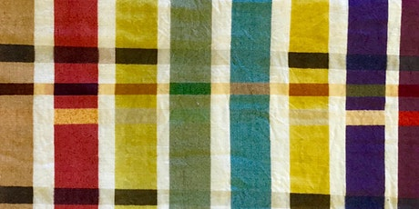 Natural dye print 4-day course - rescheduled from 27/28 March & 24/25 April tickets
