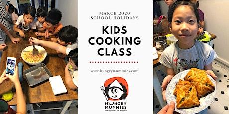 Kids Cooking Class - Beef Meatballs, Zucchini Fritters & Lemon Madeleines tickets