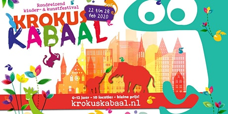 Krokus Kabaal; Beestenhuis bouwen tickets