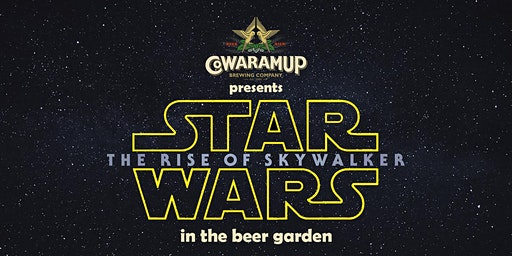 Movies in the Beer Garden - Star Wars: The Rise of Skywalker
