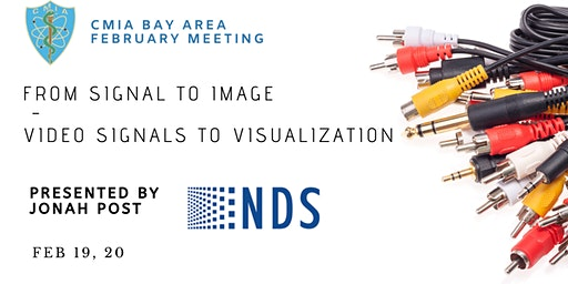 From Signal to Image - Video Signals to Visualization