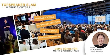Topspeaker Slam in Berlin Tickets