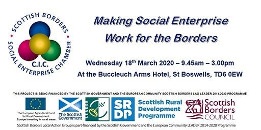 Making Social Enterprise Work for the Borders