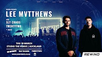 Lee Mvtthews & Guests   Auckland