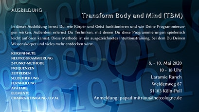 Transform Body and Mind Tickets