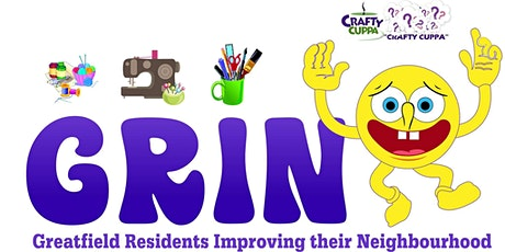 GRIN CRAFTY CUPPA pay as you go tickets