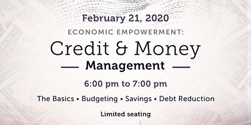 Economic Empowerment: Credit & Money Management