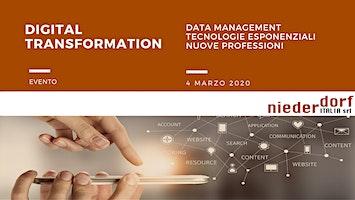 Digital Transformation Strumenti e Metodi