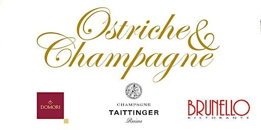 Champagne & Ostriche