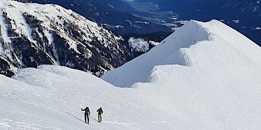 Anfänger-Skitourentag in den Wiener Hausbergen
