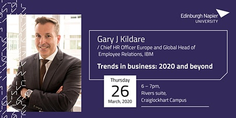 Trends In Business: 2020 and Beyond tickets