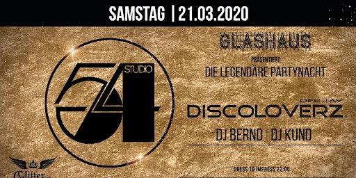 Studio 54 - die legendäre Disconacht ( Vol.2 )