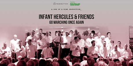 Infant Hercules & Friends - Go Marching Once Again tickets