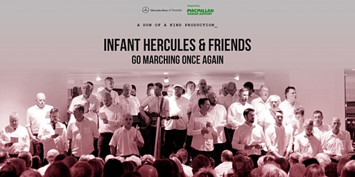 Infant Hercules & Friends - Go Marching Once Again