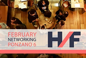 Hackers & Founders Madrid Networking - February