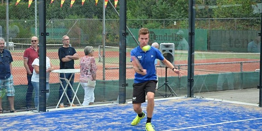 Afsluiting - Tennis & Padel voorjaarscompetitie