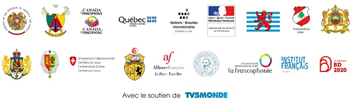 Image pour La BD Francophone : un art engagé