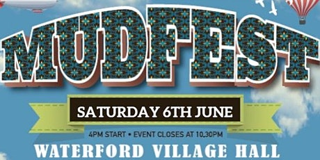 MUDFEST - Festival of Music tickets
