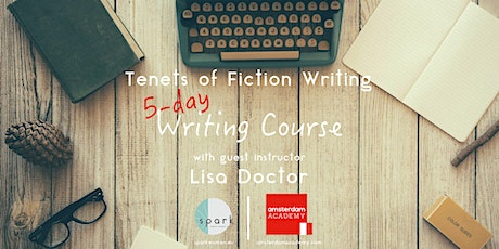 Tenets of Fiction Writing Course with visiting instructor Lisa Doctor tickets