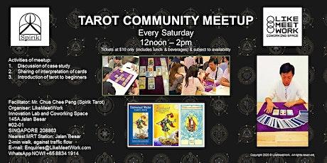 Tarot Community Meetup