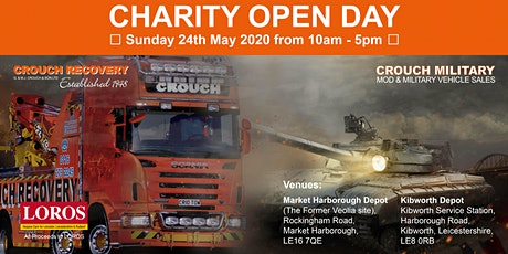 Crouch Open Day tickets