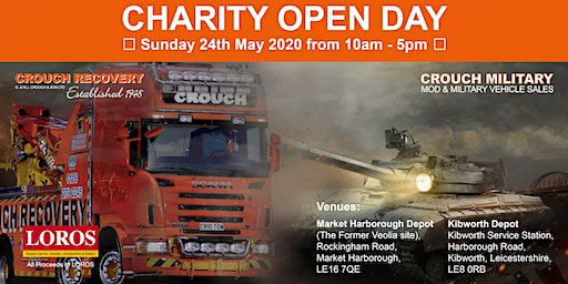 Crouch Open Day