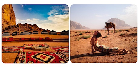 Yoga and Mindfulness Retreat in Jordan (8 days) tickets