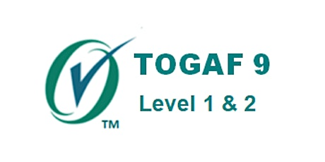 TOGAF 9: Level 1 And 2 Combined 5 Days Virtual Live Training in Antwerp tickets