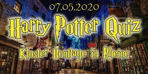 Harry Potter Quiz - Rheine